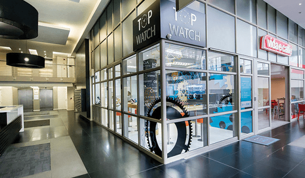 Topwatch Cape Town Virtual Store and Service Center, South Africa